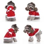 Manteau-noel-pour-chien-Veste-noel-pour-chien-Vêtement-hiver-chien
