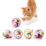 Balle-pour-chat-chaton-Jouet-souris-pour-chat-Jouet-pour-chat-contre-lennui