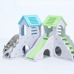 Jouet-pour-hamster-Toboggan-pour-hamster-Jouet-pour-souris-aire-de-jeux-pour-hamster