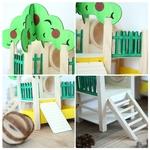 Aire-de-jeux-hamster-Hamsterland-Parc-pour-hamster-souris-Parc-d-attraction-pour-hamster