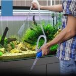 Siphon-aquarium-Aspirateur-aquarium-Cloche-siphon-aquarium