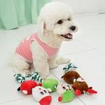 Jouet-pour-chien-Cadeau-noel-pour-chien-Jouet-chien-peluche-Jouet-corde-pour chien-Jouet-pour-chiot