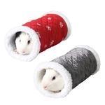 Cadeau-noel-pour-rongeur-Tunnel-noel-pour-rongeur-Tunnel-pour-rongeur-Cadeau-rongeur-Idee-cadeau-lapin-Cadeau-cochon-d-inde