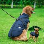 Manteau-pour-chien-Doudoune-pour-chien-Manteau-pour-chien-impermeable