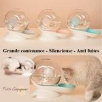 Fontaine-a-eau-escargot-Fontaine-a-eau-design-Distributeur-d-eau-pour-chat-Fontaine-a-eau-pour-chien