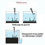 Siphon-electrique-aquarium-Aspirateur-pour-aquarium-Nettoyage-facile-aquarium