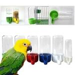 Abreuvoir-oiseaux-Abreuvoir-pour-cage-Mangeoire-pour-cage-oiseaux-Abreuvoir-cage-oiseaux-Distributeur-colore
