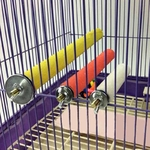 Perchoir-oiseau-cage-Perchoir-manucure-oiseau-Perchoir-oiseau-bois