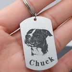 Medaille-pour-chien-avec-photo-Medaille-personnalisee-chien-Plaque-chien-avec-photo-Plaque-d-identification-chien