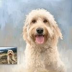 Portrait-personnalise-sur-toile-Portrait-chien-personnalise-Portrait-chat-personnalise-Toile-personnalisee-animaux