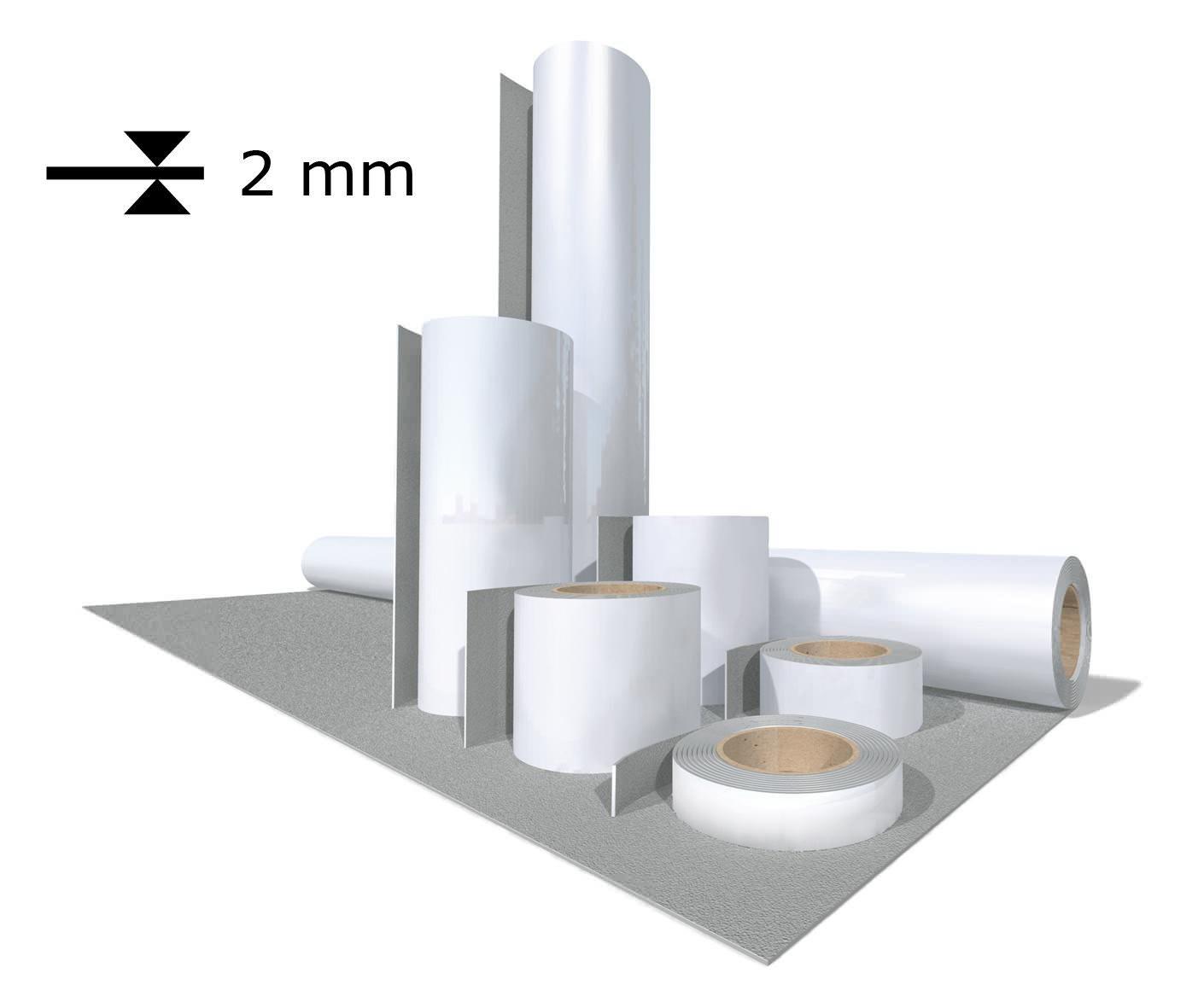 Rouleau antidérapant adhésif 2 mm