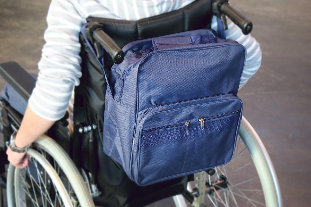 Sac de fauteuil roulant