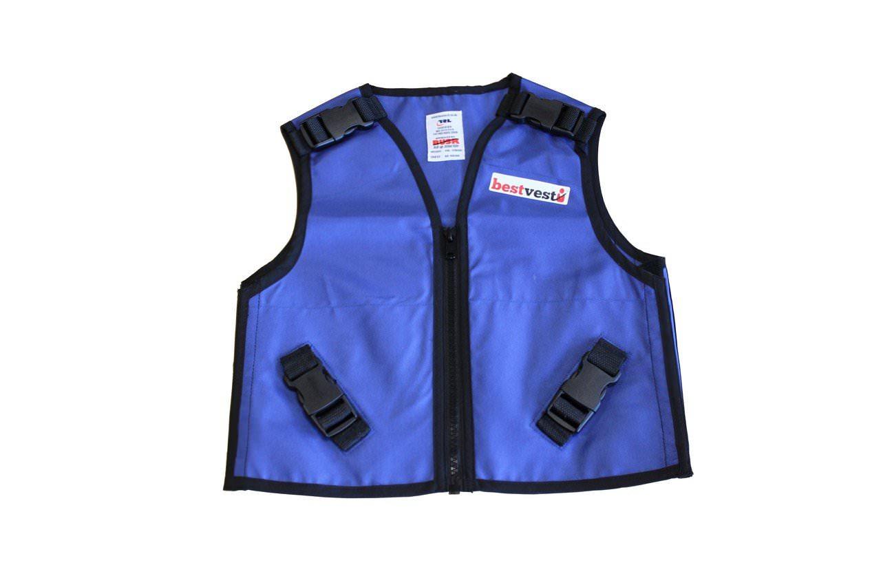 Gilet pour guider la ceinture de sécurité, la BestVest