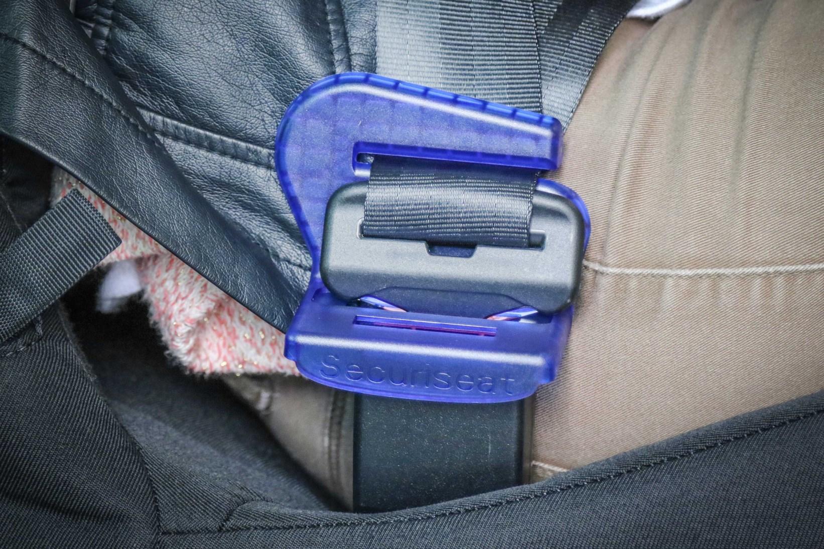Securiseat pour ceinture de sécurité