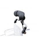 Appui-tête universel pour fauteuil roulant