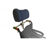 Appui-tête amovible pour fauteuil roulant
