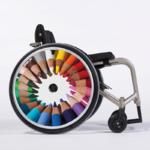 Flasques Crayons de couleur