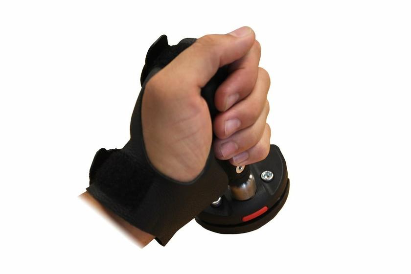 poign e et gant d 39 aide la conduite pour les personnes en. Black Bedroom Furniture Sets. Home Design Ideas