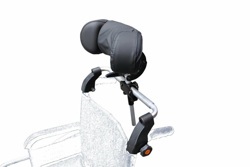 appui t te universel pour fauteuil roulant accessoire. Black Bedroom Furniture Sets. Home Design Ideas