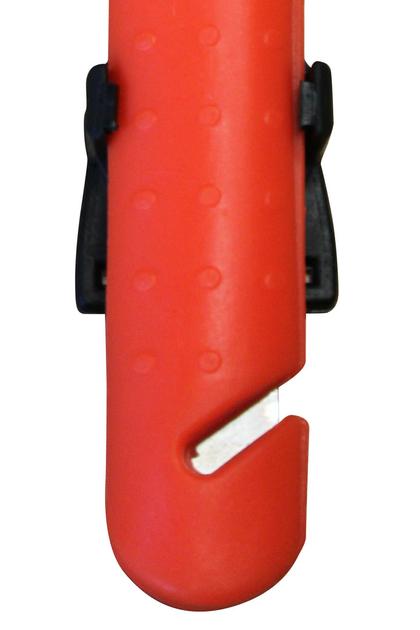 marteau brise vitre et coupe ceinture avec support. Black Bedroom Furniture Sets. Home Design Ideas