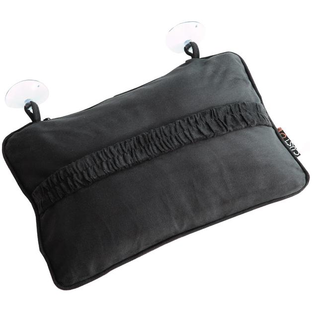 oreiller grand confort pour la voiture fixation appui. Black Bedroom Furniture Sets. Home Design Ideas