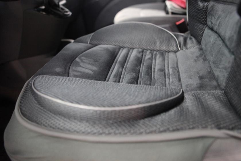 couvre si ge grand confort pour les si ges avant de la voiture. Black Bedroom Furniture Sets. Home Design Ideas