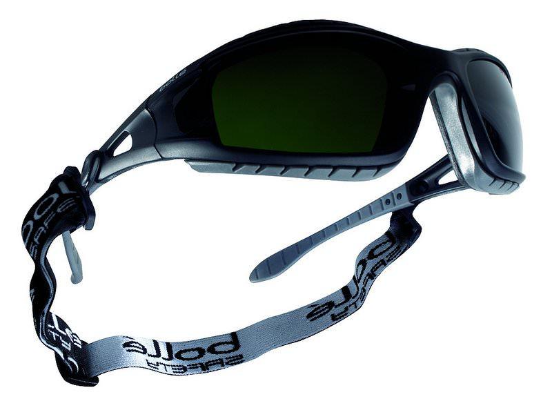 10x lunettes de s curit boll tracker soudure teinte 5. Black Bedroom Furniture Sets. Home Design Ideas