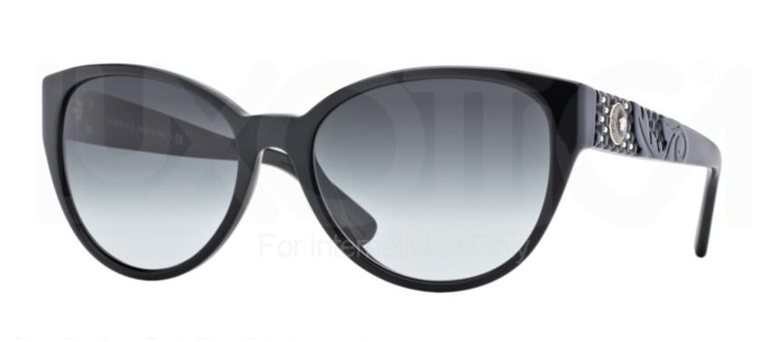 + Lunettes de soleil Versace - VE4272 - GB1/8G XnCcoWfm