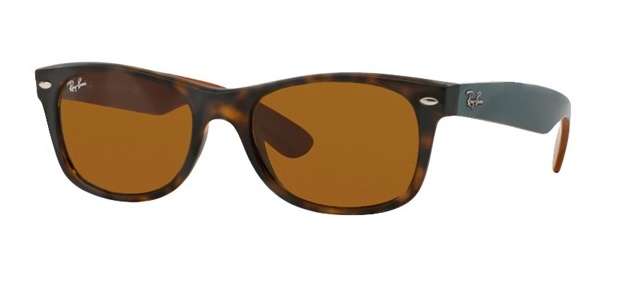 Lunettes Ray-Ban RB2132 6179 - Cat.3 Mrwie