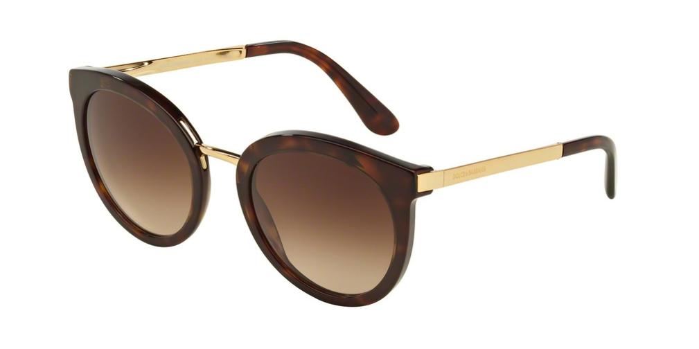 Lunettes de soleil Dolce & Gabbana - DG4268 512/13 TXH6u
