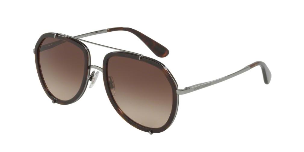Lunettes de soleil Dolce & Gabbana - DG2161 04/13 DvqJLFG