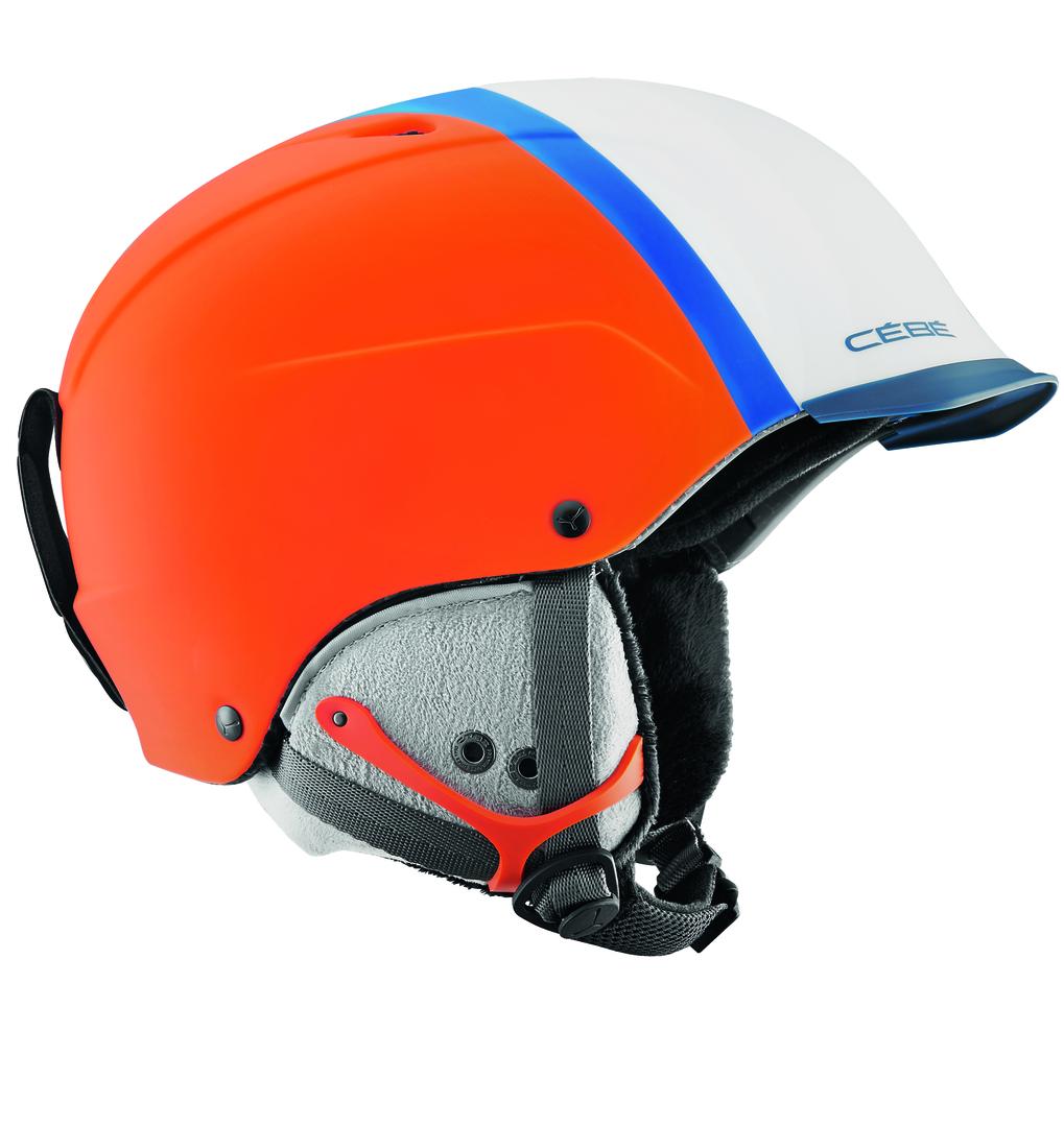 Casque de ski Cébé - Contest Visor Pro - Orange et Bleu - Masques de ski  Cébé Casques Cébé - Adulte - Acheter-Lunettes.com fe6b59c9fc64