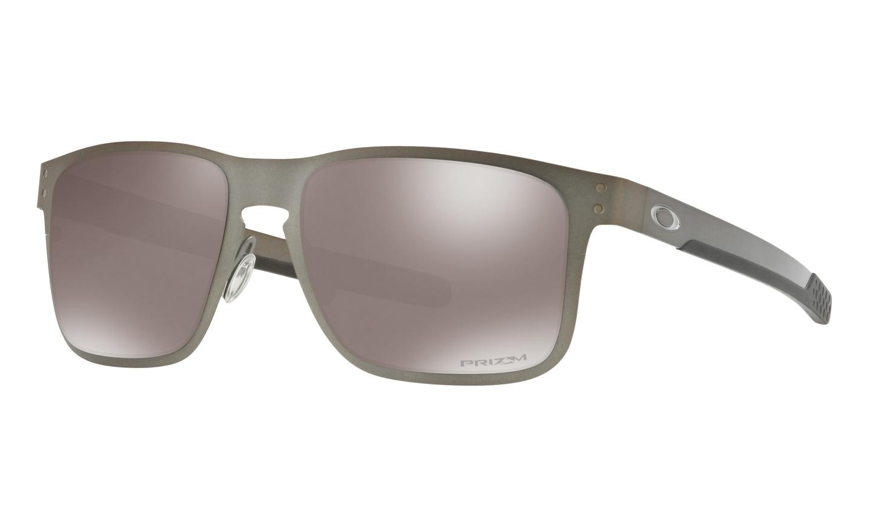 1950a9ef691fd Lunettes Oakley - HOLBROOK Métal OO4123-06 - Prizm Polarisé ...