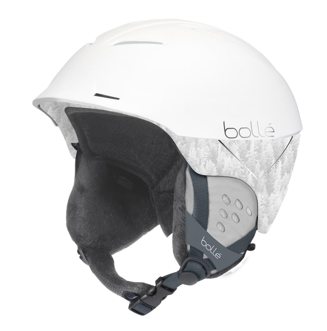 Casque De Ski Bollé Synergy Blanc Masques De Ski Bollécasques