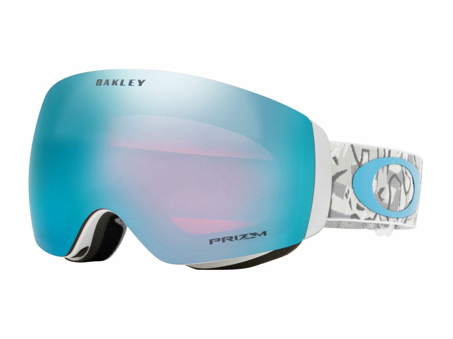 Masque Oakley - Flight Deck XM - OO7064-75 - Prizm Sapphire Iridium ... cd0f0fa97d73