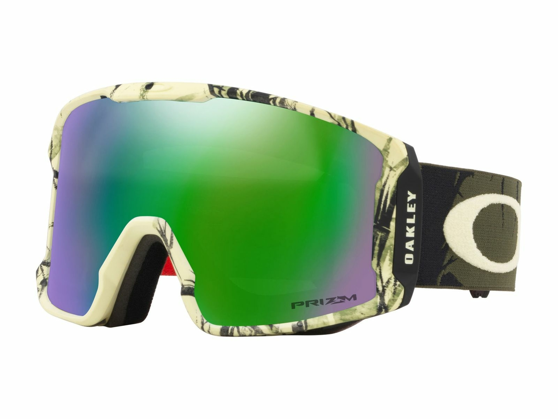 Masque Oakley - Line Miner - OO7070-34 - Prizm Snow Jade Iridium - Masques  de ski Oakley Masque Oakley - Line Miner - Acheter-Lunettes.com 06d50173861a