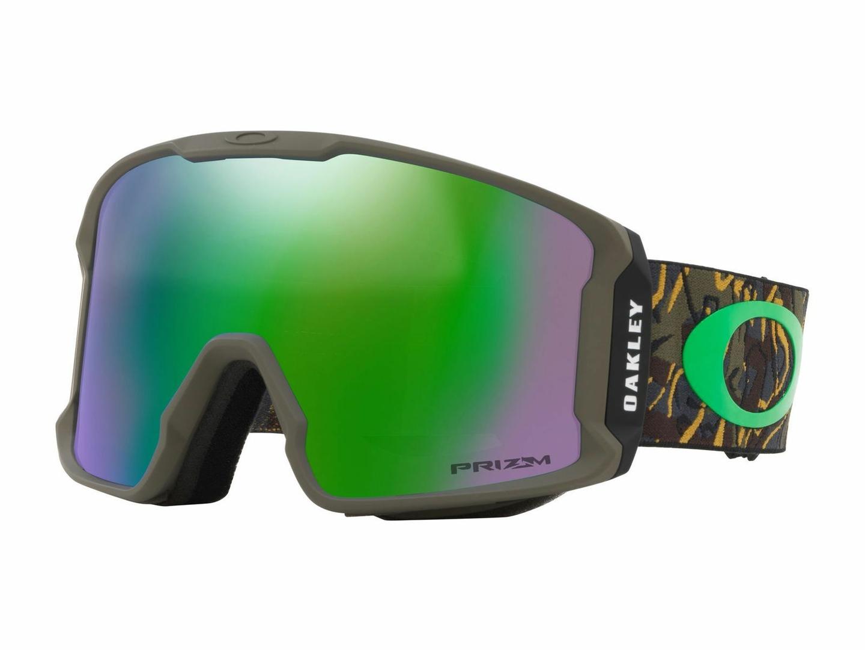 Masque Oakley - Line Miner - OO7070-38 - Prizm Snow Jade Iridium - Masques  de ski Oakley Masque Oakley - Line Miner - Acheter-Lunettes.com ee40503982b0