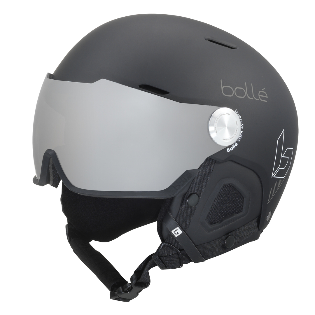 31855mightvisormatteblackgreysilvervisor