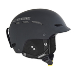 Casque de ski Cébé - Dusk - Black grey
