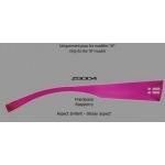 """Branches Dilem pour modèles """"M"""" ZG004 - Framboise"""