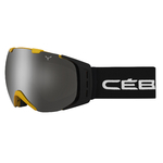 PO - Masque de ski Cébé - Origins L CBG36 - Yellow Grey Flash Black - Cat.4
