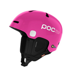 + Taille 55-58cm - Casque Poc - POCito Fornix - Rose Fluorescente