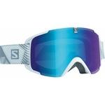 + Masques de ski Salomon - X-View - L378120 - Mid Blue Multilayer - Cat.2