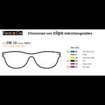 Clips Face & Cie - CIE 12 - Thème Néon