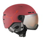 + Casque de ski Cébé - Fireball - Rouge - Cat.3 + Cat.1