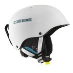 Casque de ski Cébé - Contest - Blanc et Bleu