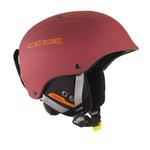 Casque de ski Cébé - Contest - Rouge et Orange