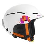 + Casque de ski Cébé Junior - Dusk JR - White Name