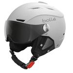 PO - Casque de ski Bollé - Backline Visor - Blanc - Modulator - Cat. 1 à 2
