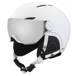 Casque de ski Bollé - Juliet Visor - Blanc - Cat. 3 + 1
